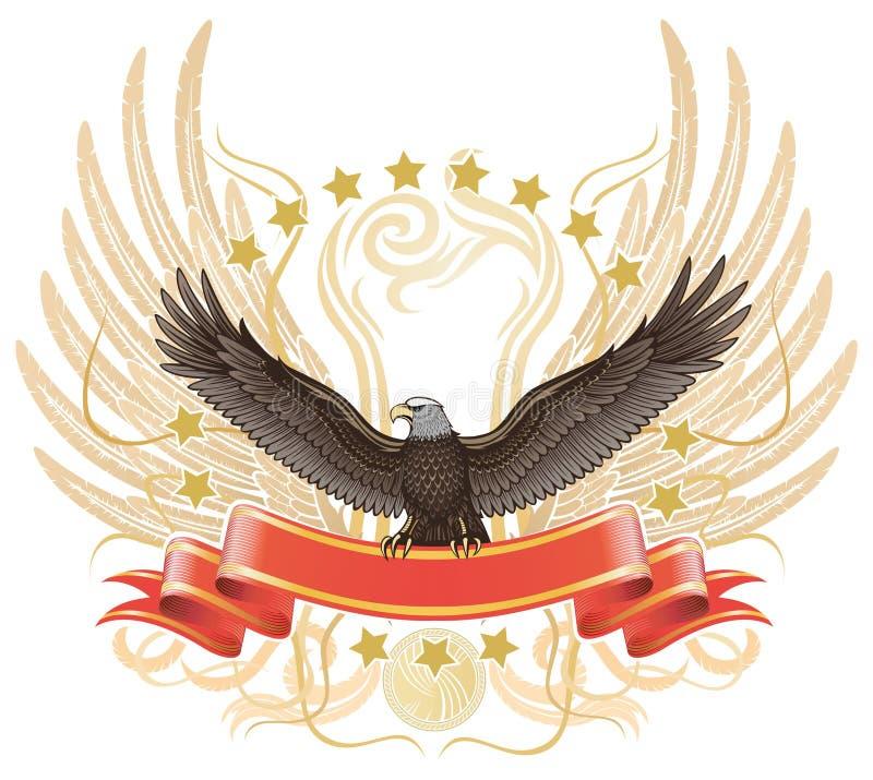 Spread Wing Eagle