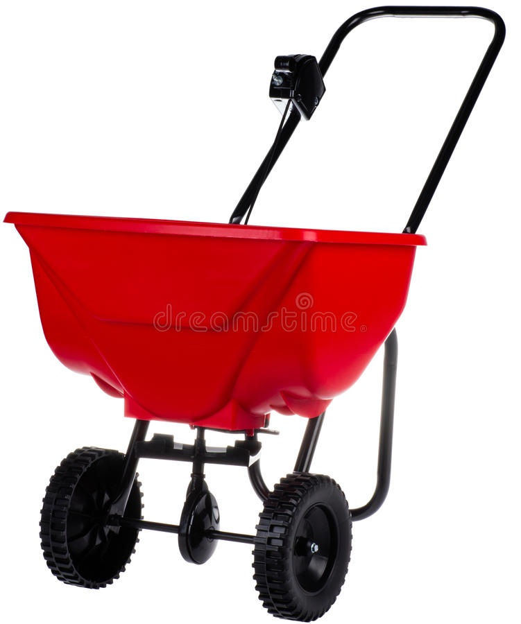 Free Spreader For Home And Garden Stock Photography - 27642662