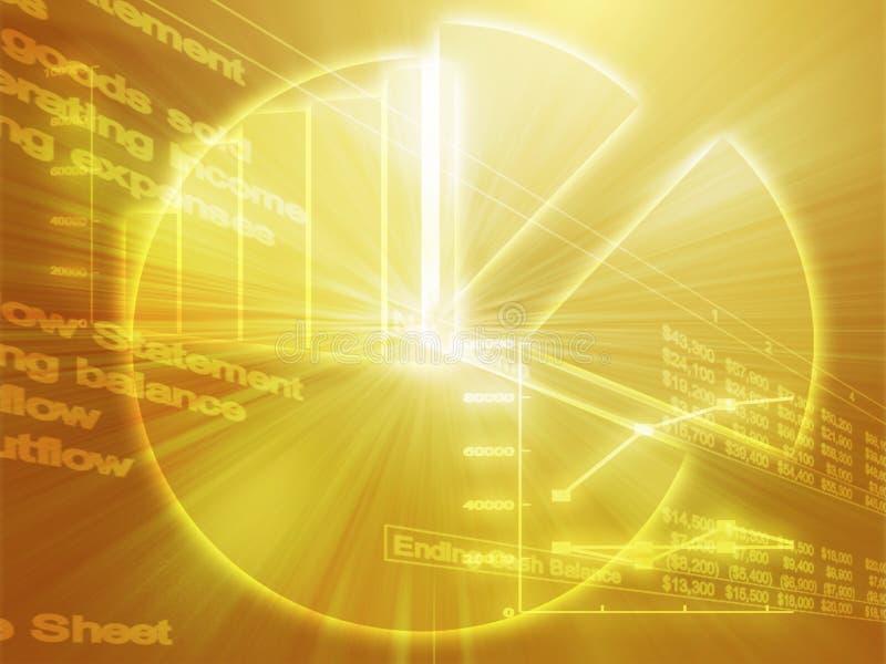 Download Spreadsheet Business Charts Illustration Stock Illustration - Image: 6915201