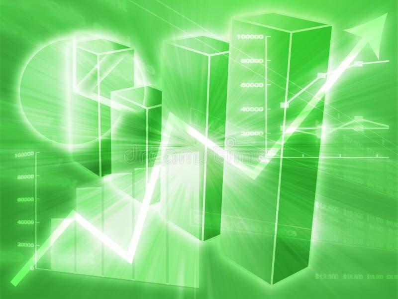 Download Spreadsheet Business Charts Illustration Stock Illustration - Image: 9129414