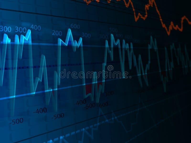 Spreadsheets stock illustration