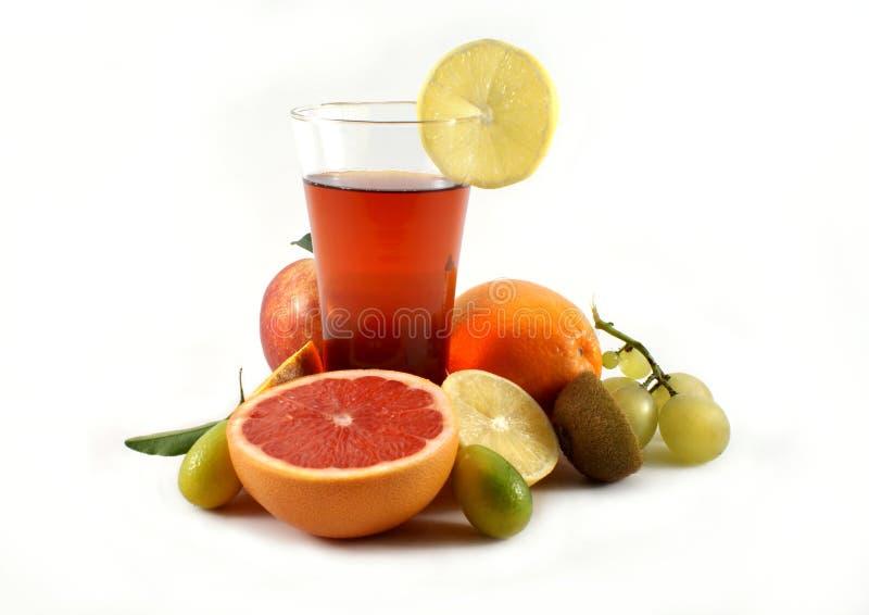 Download Spremuta fotografia stock. Immagine di vitamine, arancione - 7302522