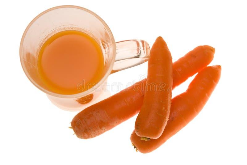 Download Spremuta di carota immagine stock. Immagine di vitamine - 3877015