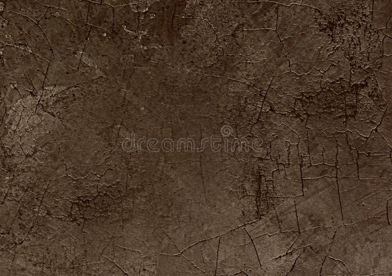 Spricka texturerad design för lutningtapetbakgrund stock illustrationer