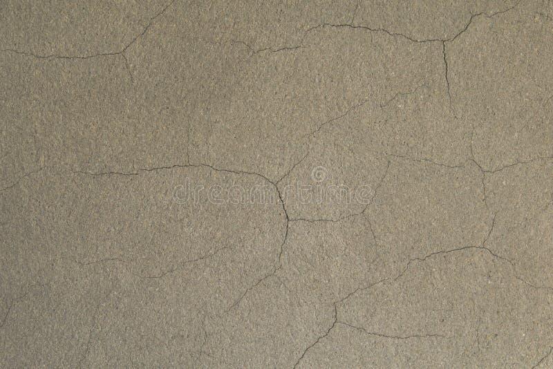 sprickor wall white royaltyfri bild
