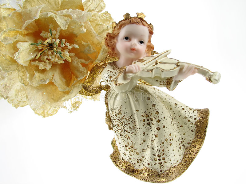 Spring Angel royalty free stock photography