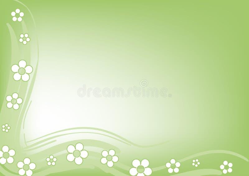 Spring background royalty free illustration