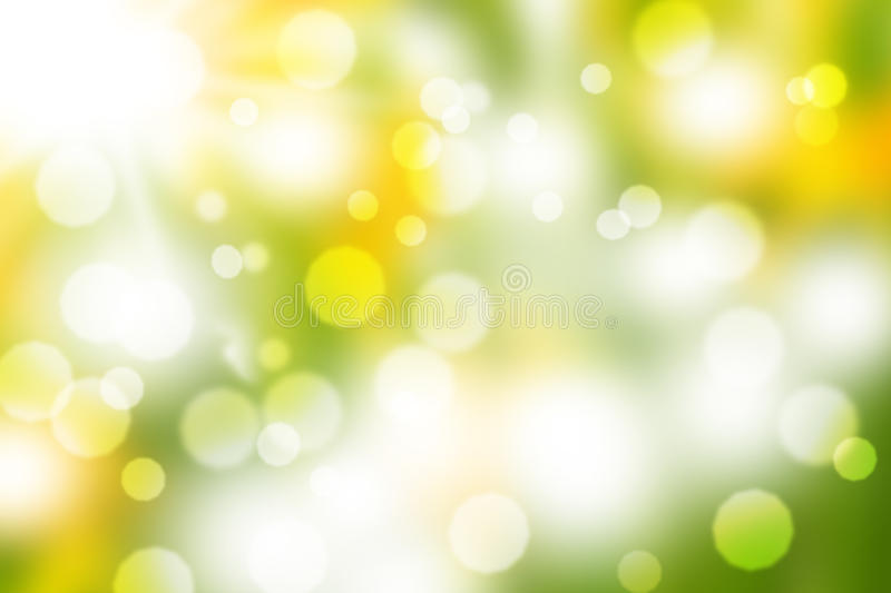 Spring, background, bokeh stock photography