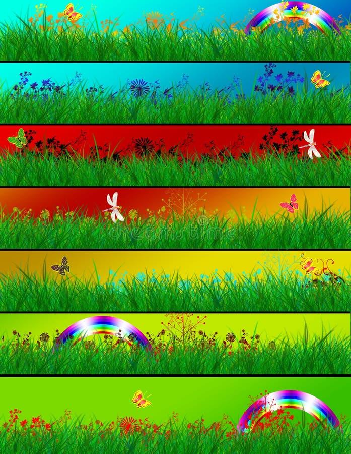 Free Spring Banner Stock Photos - 8171193