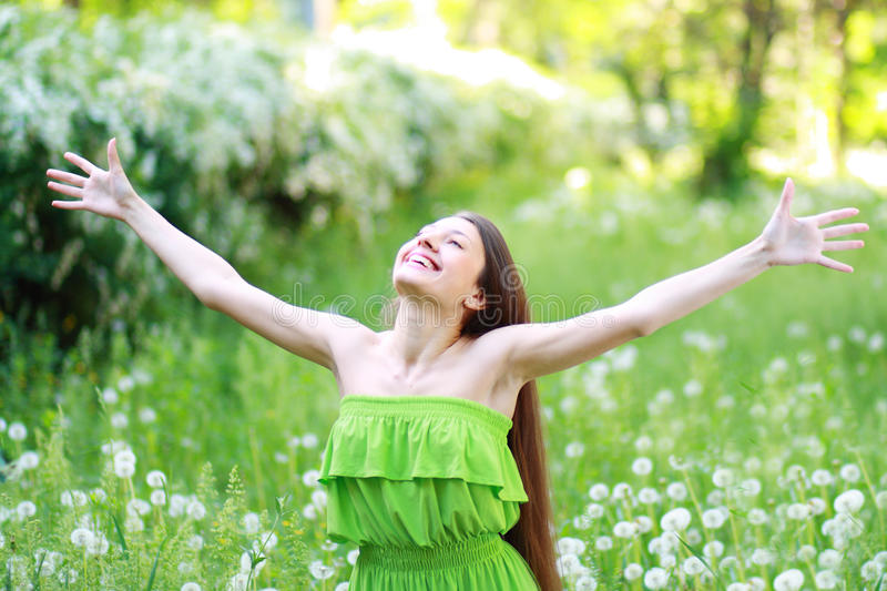 Download Spring Beauty Girl Royalty Free Stock Photography - Image: 31017207
