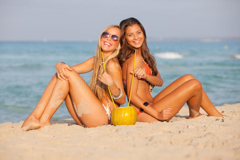 Download Spring Break Beach Royalty Free Stock Photography - Image: 26361157