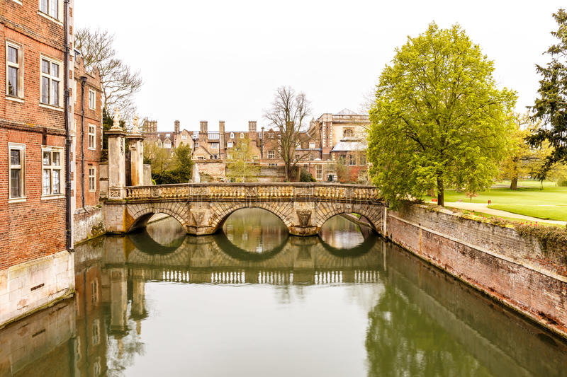 Spring in Camridge. Spring in Cambridge, England, UK stock photography