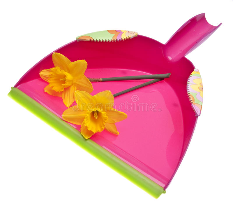 Spring Cleaning Stock Photos