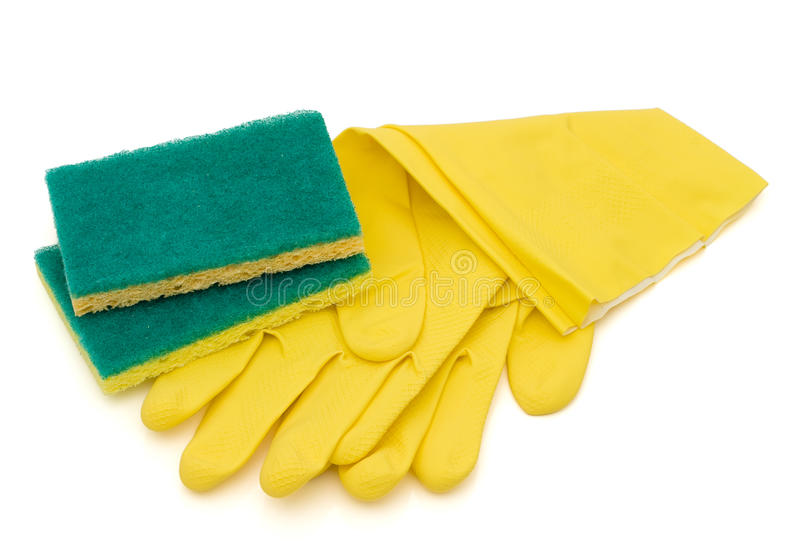 Download Spring cleaning stock photo. Image of sponge, plastic - 15774222