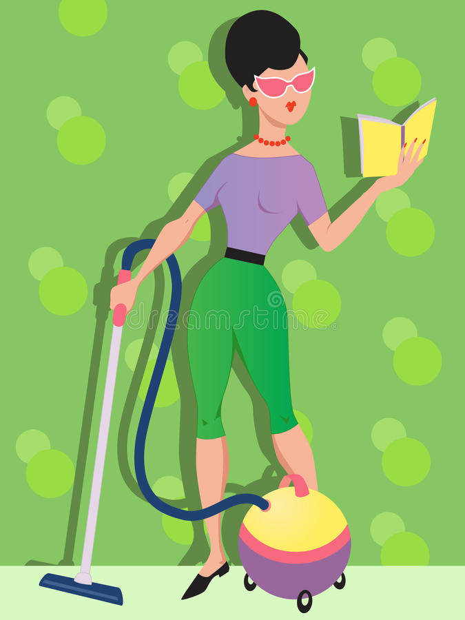 Download Spring Cleaning stock vector. Illustration of housekeeping - 29690695