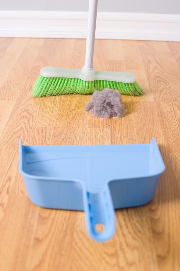 Spring Cleaning stock photography