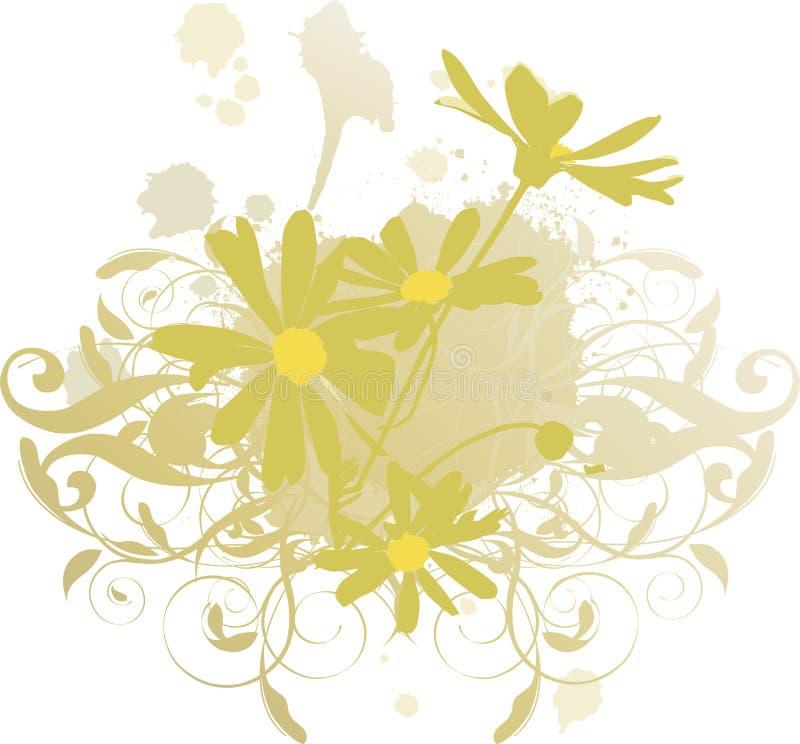 Spring Collage 1 vector illustration