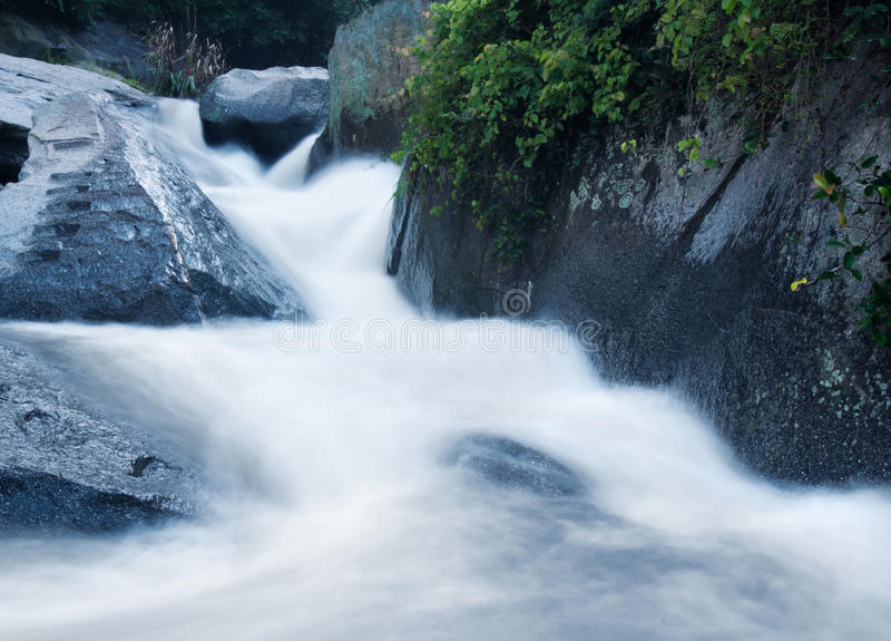 Download Spring creek stock image. Image of foggy, mountain, rapids - 20732969