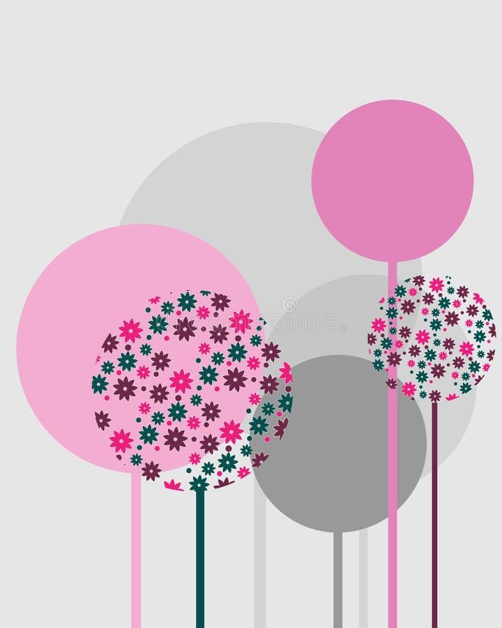 Spring design vector illustration
