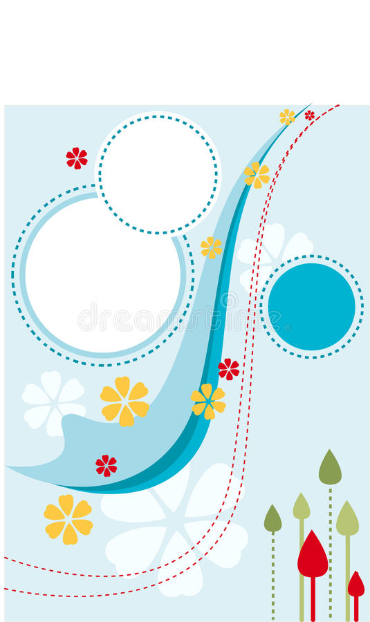 Spring Discount royalty free stock photo