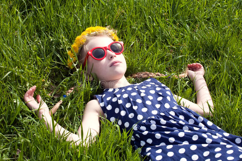 Spring dream royalty free stock photography
