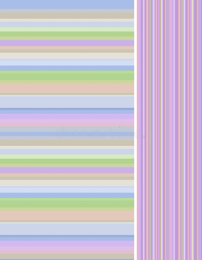 Free Spring Easter Abstract Stripes Background 2 Stock Image - 4086791