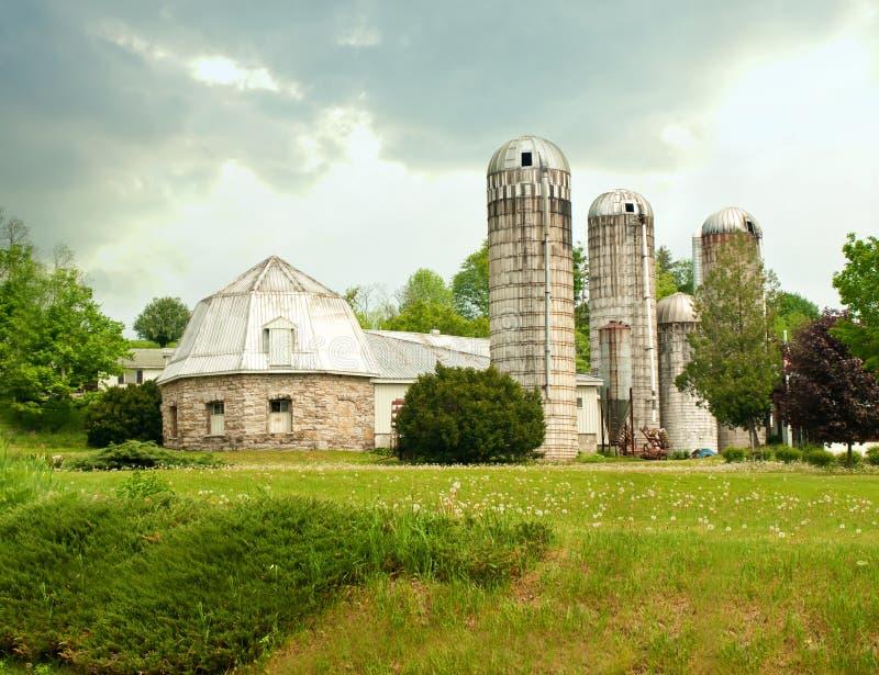 Download Spring farm landscape stock photo. Image of farm, landscape - 31176162