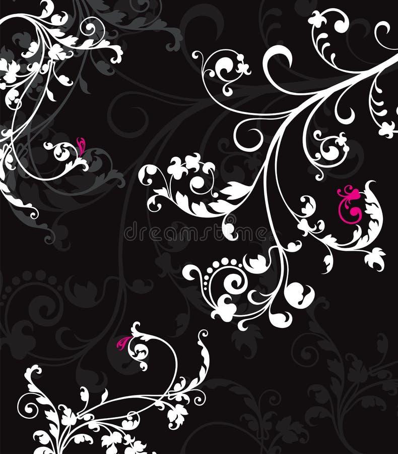 Spring Floral. Element for design, vector illustration. Saved in AI8 eps stock illustration