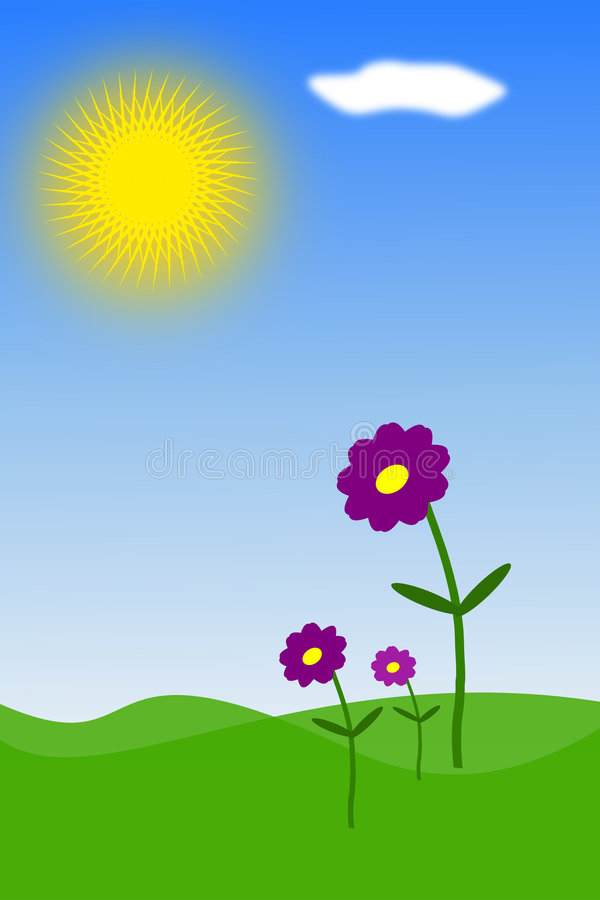 Free Spring Flowers Royalty Free Stock Photography - 6566757