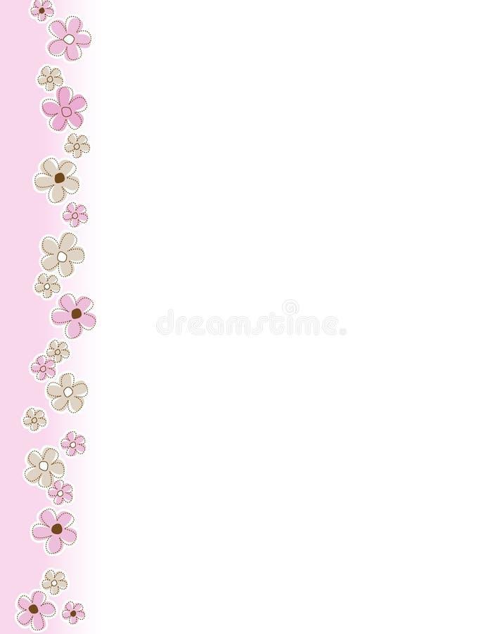 Free Spring Flowers Border Stock Photos - 8436373