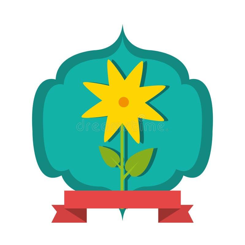 Spring flowers design. Illustration eps10 graphic stock illustration