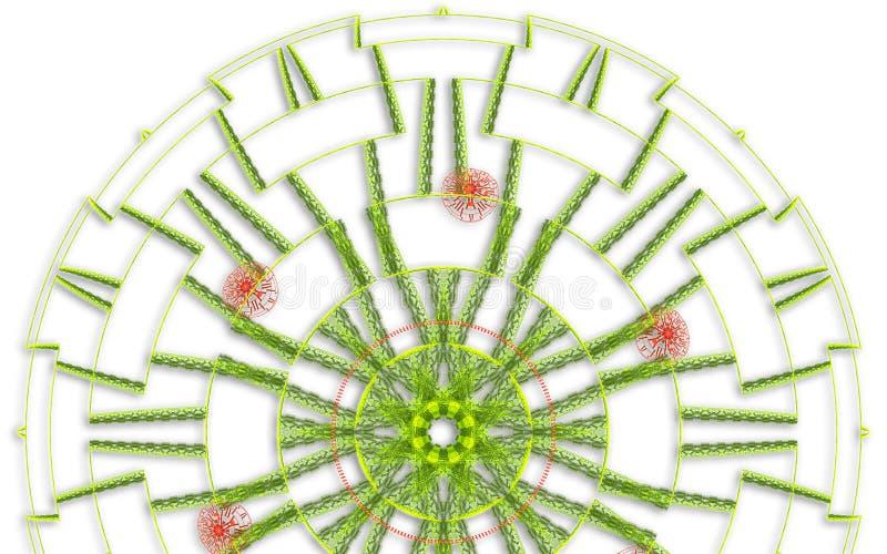 Download Spring. Fractal background stock illustration. Illustration of graphic - 30359719