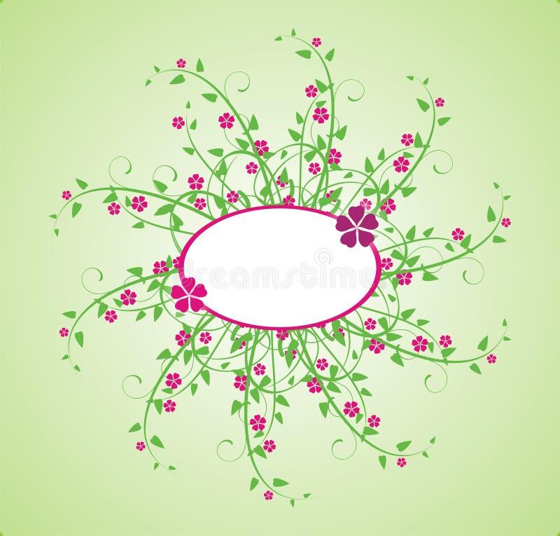 Download Spring Frame stock vector. Illustration of flower, seasonal - 17104781