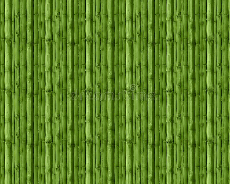 Spring 2017 Greenery abstract background material. Bamboo stock illustration