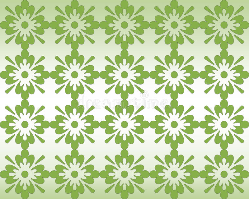 Spring 2107 Greenery abstract background pattern. Spring 2107 abstract background pattern with greenery gradient royalty free illustration