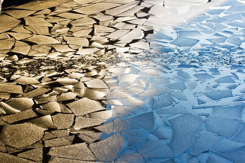 Download Spring Ice Drift Royalty Free Stock Image - Image: 8150266