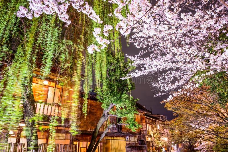 Spring in Kyoto, Japan royalty free stock photos