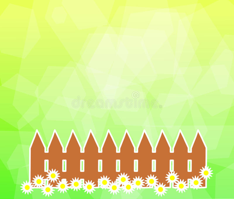 Spring Pattern vector illustration
