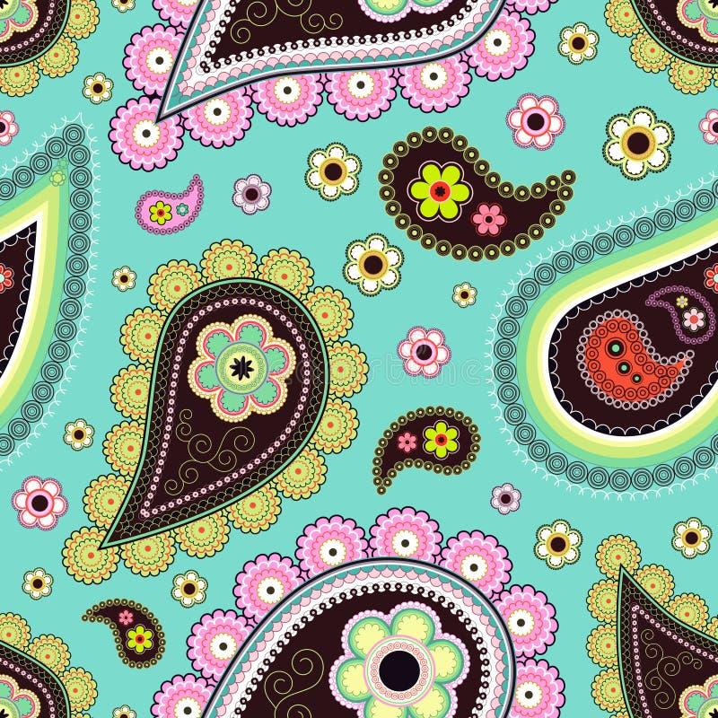 Spring pattern vector illustration