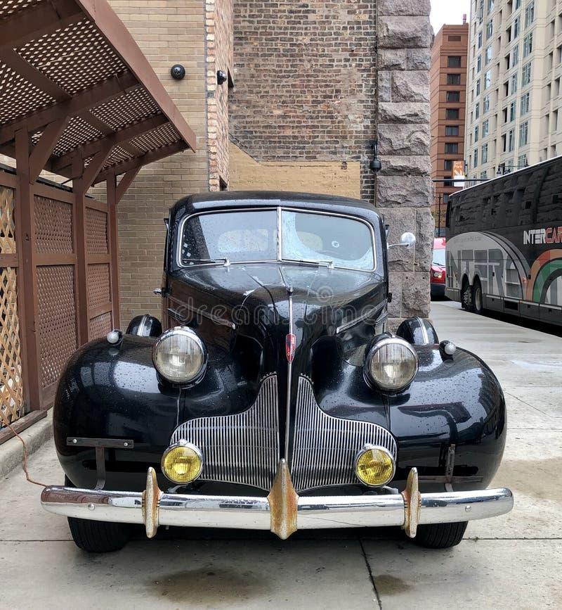 A 1938 Buick Eight #1 stock photos