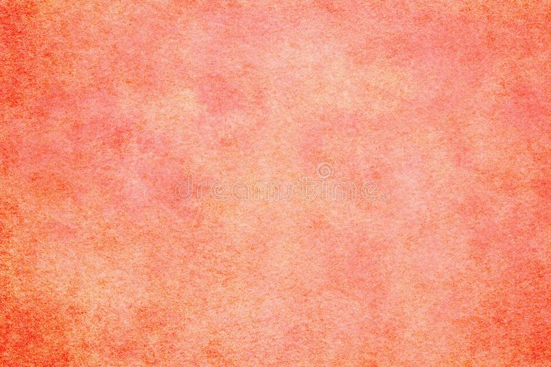 Spring pink colored watercolor paint texture or vintage canvas background. Natural spring pink colored watercolor paint texture or vintage canvas background royalty free illustration
