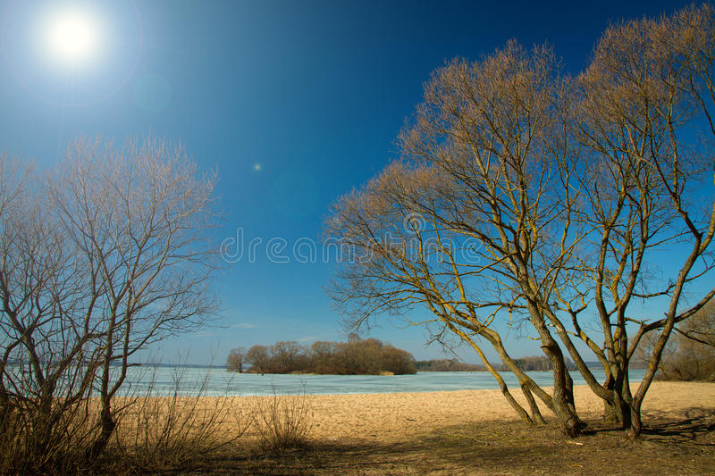 Download Spring Rivers Lakes In Europe Stock Image - Image of evening, europe: 40353951