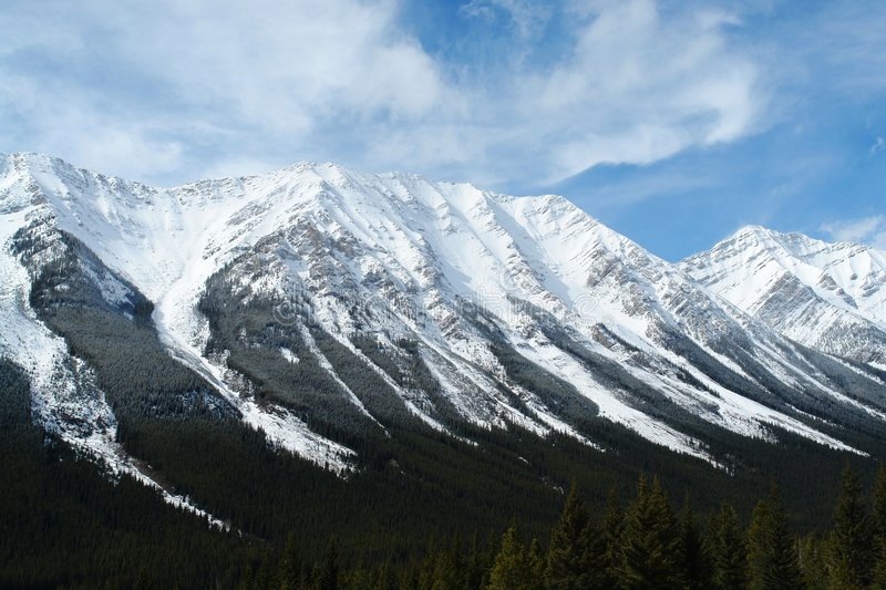 Download Spring rocky mountains stock photo. Image of blue, nature - 4282690