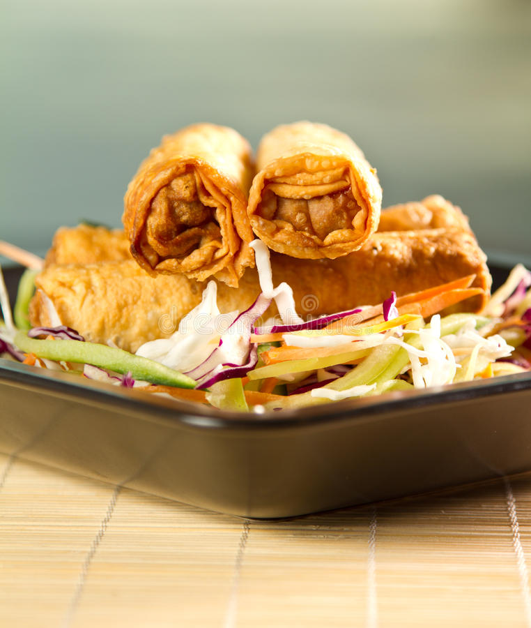 Download Spring rolls stock image. Image of crispy, cabbage, china - 21482125