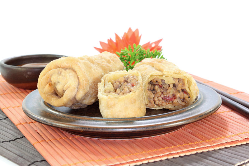 Download Spring Rolls Royalty Free Stock Photo - Image: 22529805