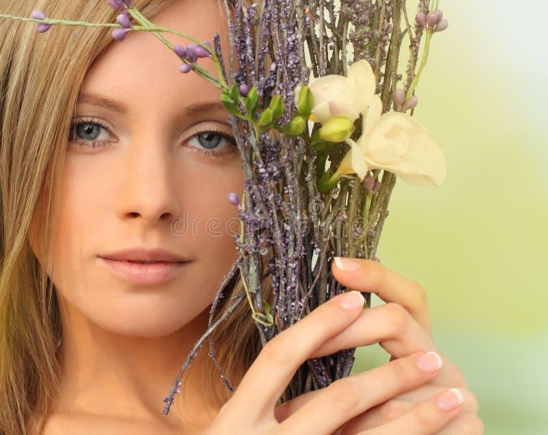 Download Spring season woman stock photo. Image of model, fashion - 28454454