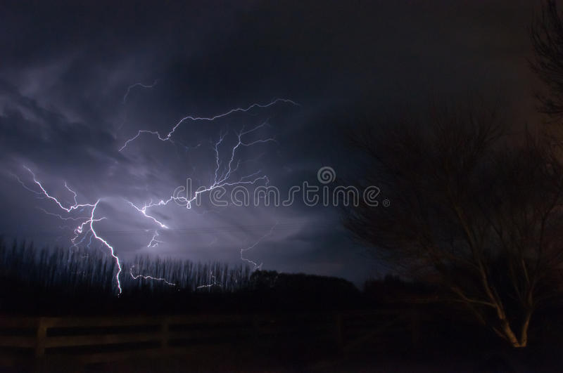 Download Spring Strom stock photo. Image of power, storm, zealand - 26477168