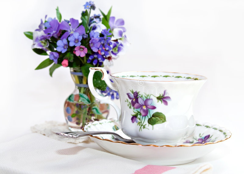 Download Spring Tea stock image. Image of arrangement, isolated - 2307487