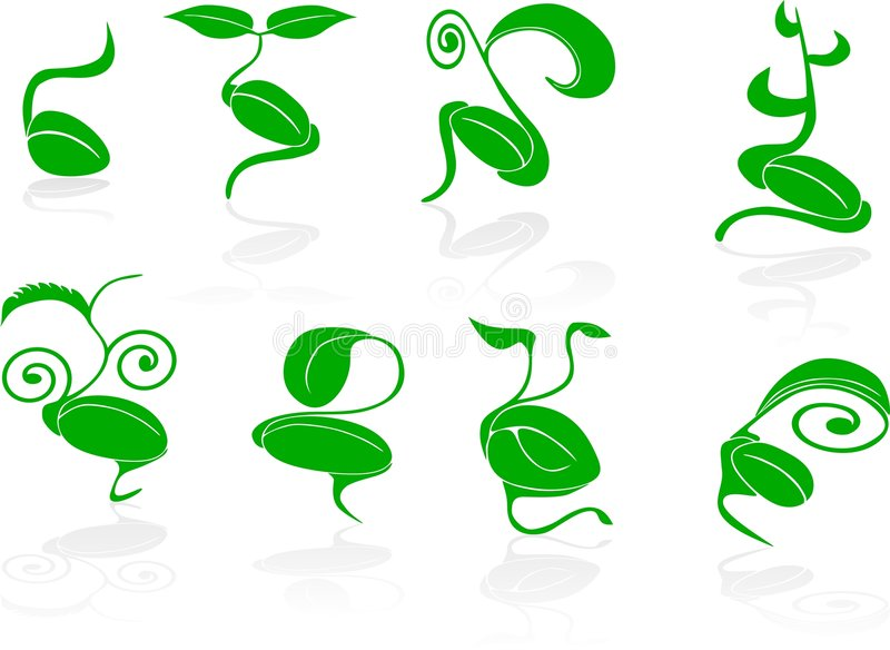 Spring theme vector illustration