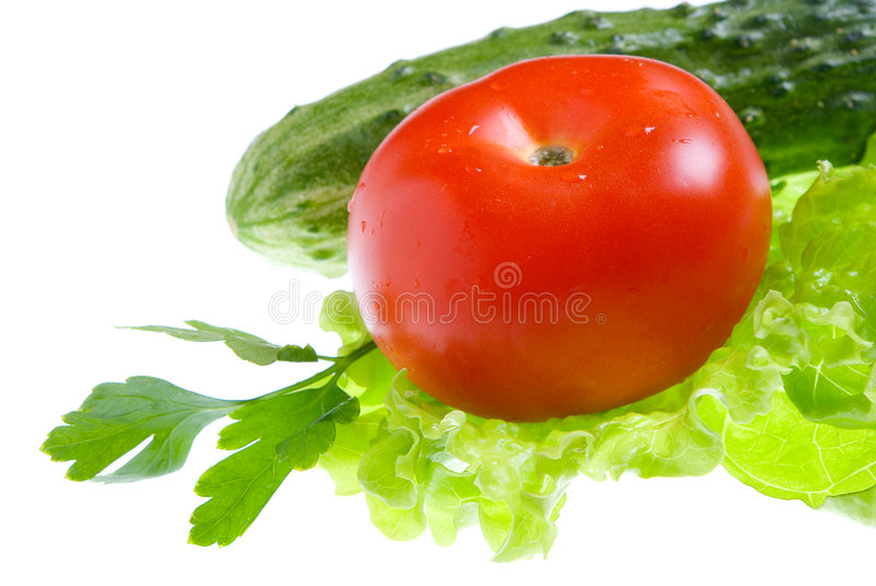 Spring vegetables royalty free stock photos